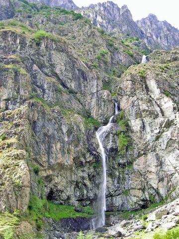 Waterfall, Parc desEcrins