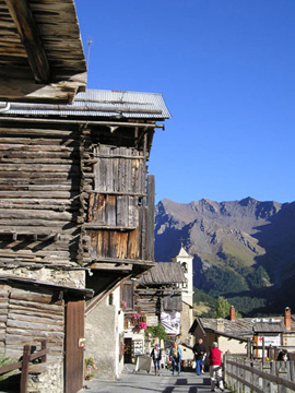 St. Véran, Le Queyras, highest village in Europe